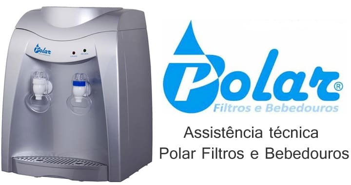 Assistência técnica Polar